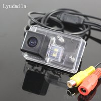 Lyudmila Wireless Camera For Peugeot 306 308 406 407 / Car Rear view Camera / HD Back up Reverse Camera / CCD Night Vision