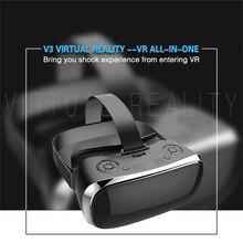 2018 Yeni Hareket V3 VR All In One Gözlük RK3288 Quad core 2G Ram 16G Rom 5.5 inç 2 K Ekran 3D Gözlük Wifi VR Sanal Gerçeklik
