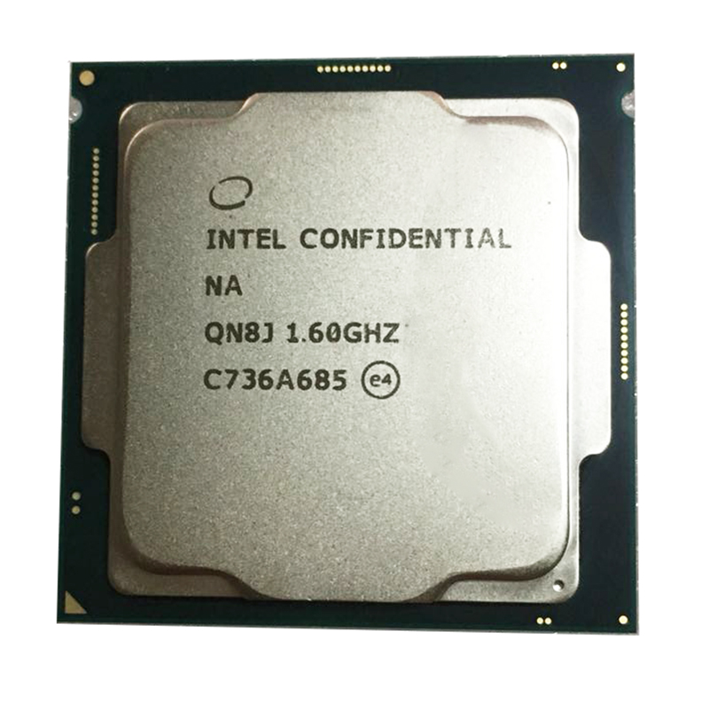 QN8J ES CPU INTEL I7 Engineering Version Of Intel Core I5 8400 I3 8100 1.6  Graphics HD630 Work On LAG 1151  Z370 Motherboard