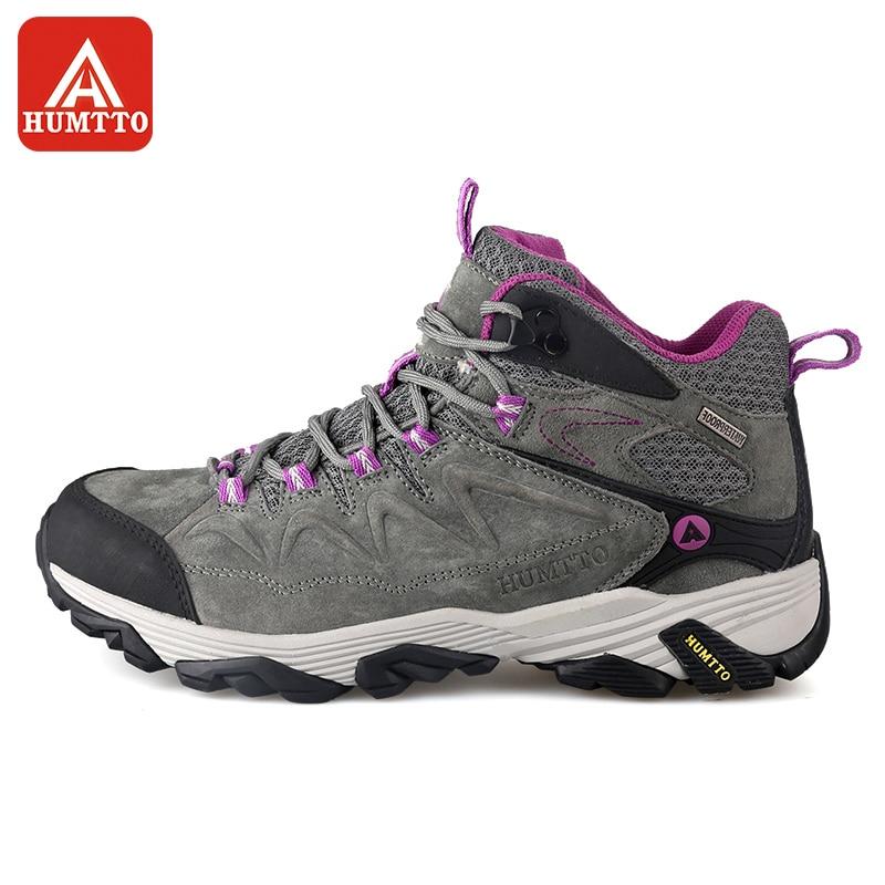 HUMTTO Hiking Shoes Women Winter