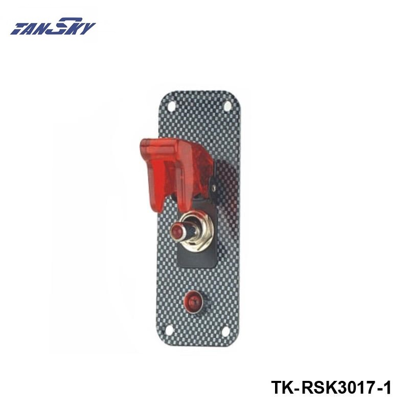 TANSKY-Racing Kit Car Electronics/Interruptor de Paneles de interruptores-flip-u