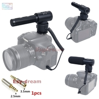 COMICA CVM V20 Metal on camera Cardioid Directional Video Microphone Interview MIC w/ Shock Mount for Camera Camcorder