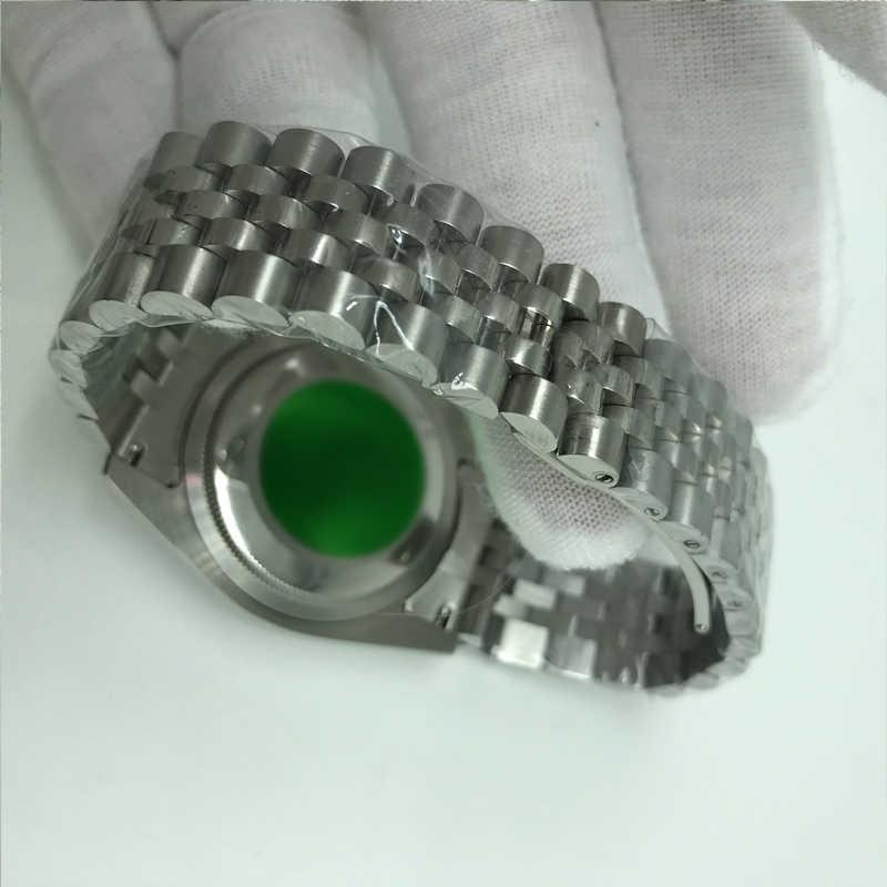11 kolorów 40mm i 36mm unisex Glide gładka drugi zegarek ręczny luminous automatyczny zegarek rolex klamra składane AAA wysokiej jakości zegarki