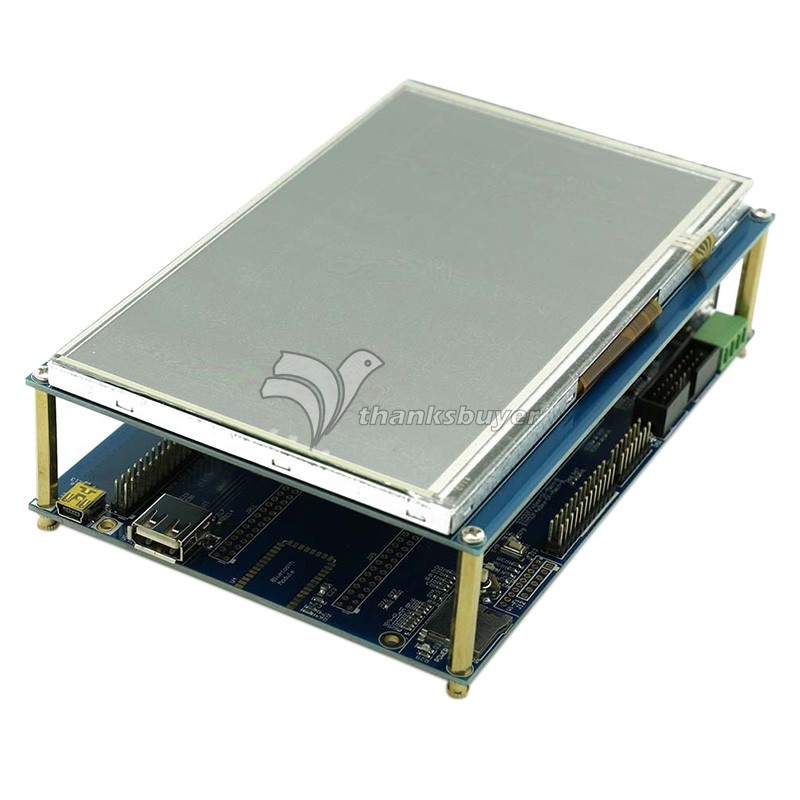 STM32F429BI Development Board 7inch LCD Module with Network USB SD Interface for Arduino
