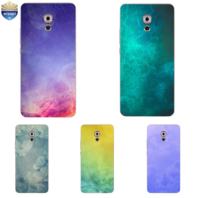 M-2Phone Case For Meizu Pro 6 / 6S Case For Meizu Pro 5 Shell Pro6 Plus Cover Soft TPU For Meilan M3X Coque Color Lines Design