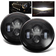 7inch 40w Round H4 LED Headlight for Jeep Wrangler Front Driving Headlamp Car Styling Head Light for Hummer LandRover