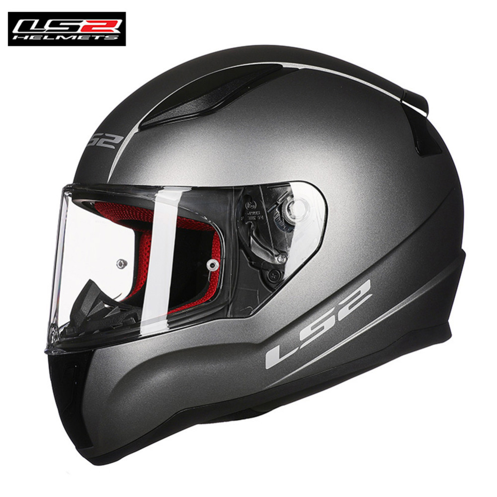 LS2 Motorcycle Helmet FF353 Rapid Touring Full Face Racing Casque Capacete Casco Moto Helmets Kask Helm For Kawasaki Motorsiklet ls2 global store ls2 ff353 full face motorcycle helmet abs safe structure casque moto capacete ls2 rapid street racing helmets
