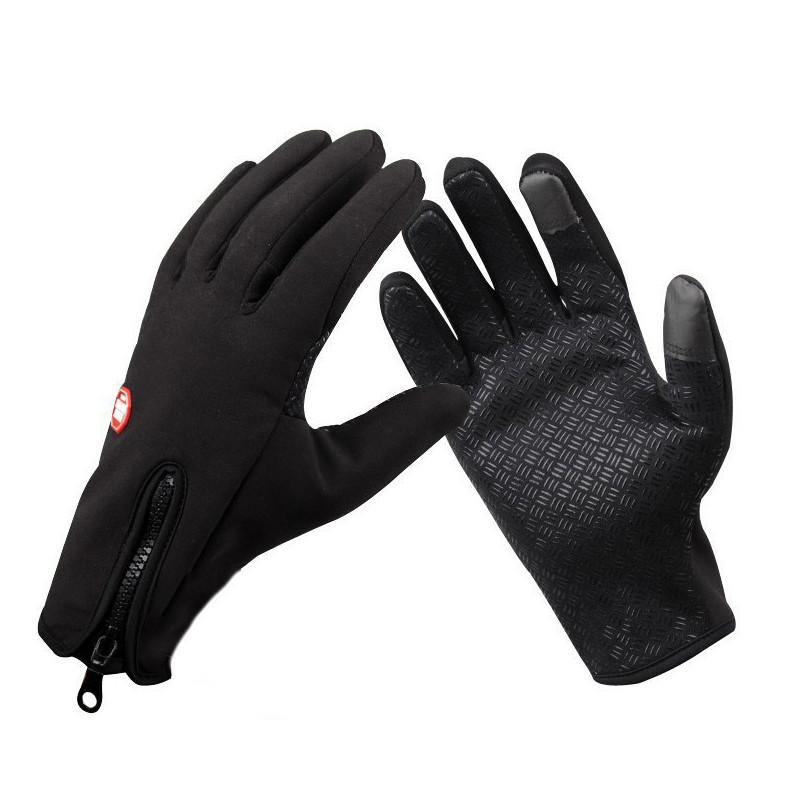 New Arrived Brand Women Men Ski Gloves Snowboard Gloves Motorcycle Riding Winter Touch Screen Snow Windstopper Glove