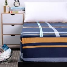 Elastic Printing Waterproof Bed Mattress Protector