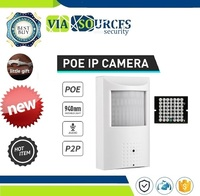 3.7mm 48 LED IR Security ONVIF P2P CCTV 940nm Invisible 1080P PIR IP Camera 2.0 MP Night Vision FHD Mini
