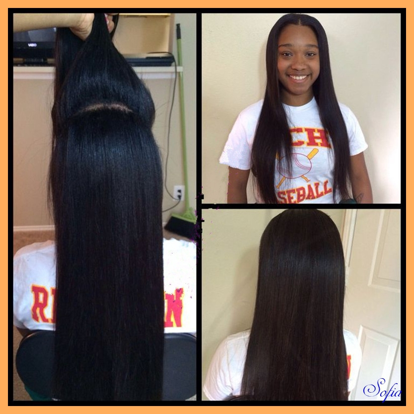Quick Shipping Synthetic Hair Weave Wig Long Synthetic Lace Front