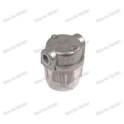 25L fiter petróleo PC copo do filtro de óleo Coador filtro 3/8 pequeno filtro diesel para o queimador e caldeira