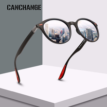 1f7e0341720 CANCHANGE Men Women Classic Retro Rivet Polarized Sunglasses TR90 Legs  Lighter Design