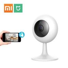 1080 P Xiao mi Домашняя безопасность ip-камера беспроводной Samrt mi ni аудио-видео Камара няня CCTV Wifi ночное видение ИК mi Cam детский монитор