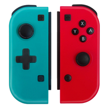 Bluetooth Wireless game Joystick Game Controller Gamepad for S-w-i-t-c-h Pro Left and Right Red Blue Handle