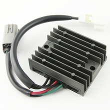 Motorcycle voltage regulator rectifier for KAWASAKI NINJA ZX-6R 2007 2008 motorcycle voltage regulator rectifier for kawasaki ninja zx 12r ninja zx 9r