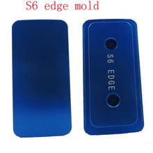 Free shipping 1PCS Samsung Galaxy S6 edge 3D mold Metal tool 3d sublimation jig mould