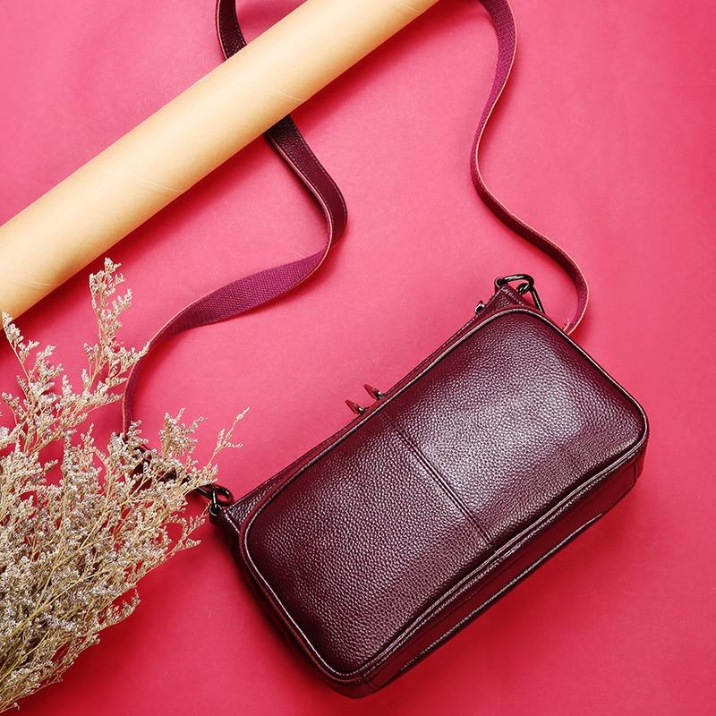 genuine leather Luxury Handbags Women Bags Designer Handbags High Quality Crossbody Bags For Women Shoulder Messenger