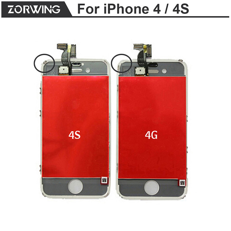 for iphone 4s lcd 4