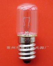 GOOD! 1000 picecs/lot E14 T16X45 24v 10w Miniature lamp bulb A001