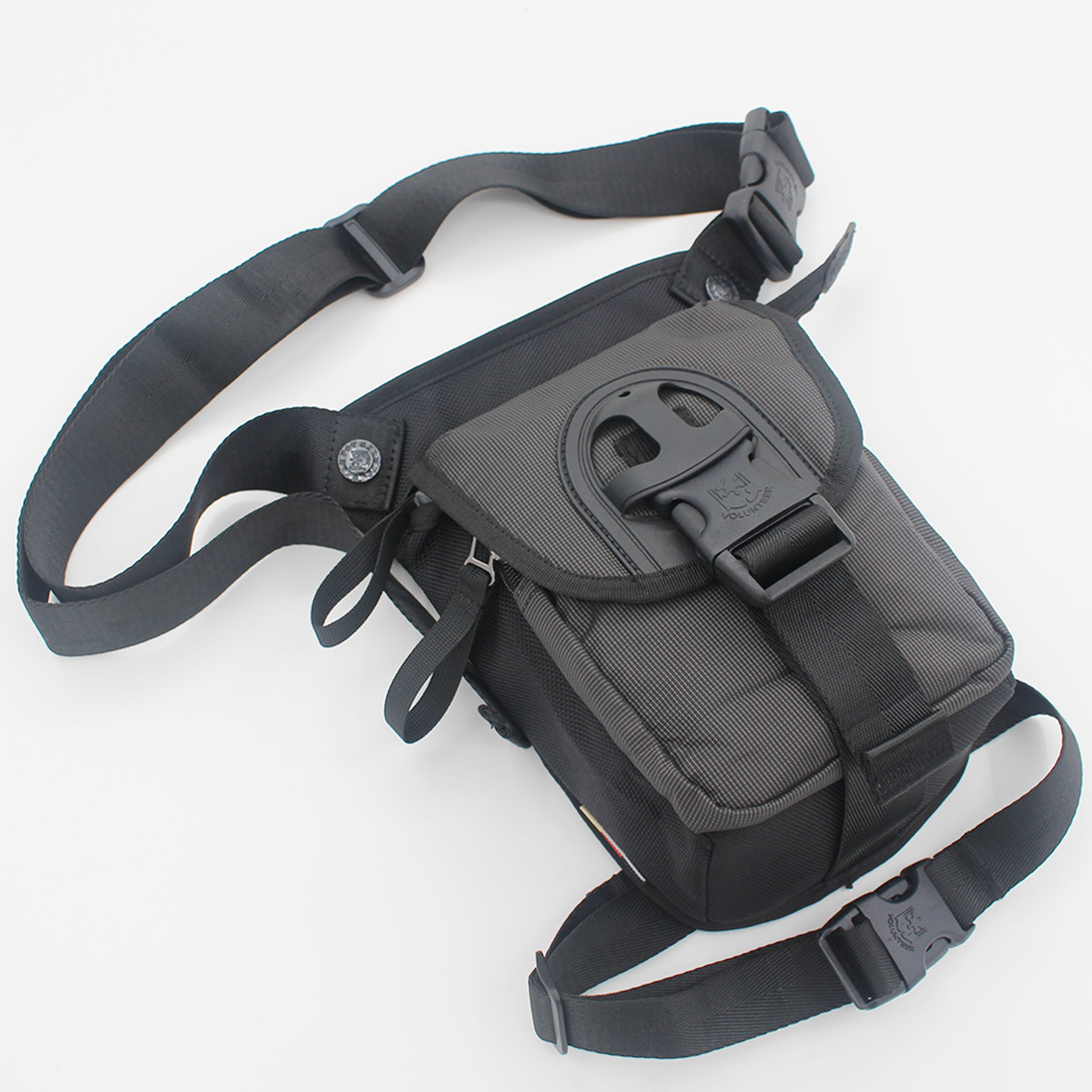 Motorcycle Rider Men Leg Bag Hip Drop Oxford Tactical Military Waist Fanny Pack