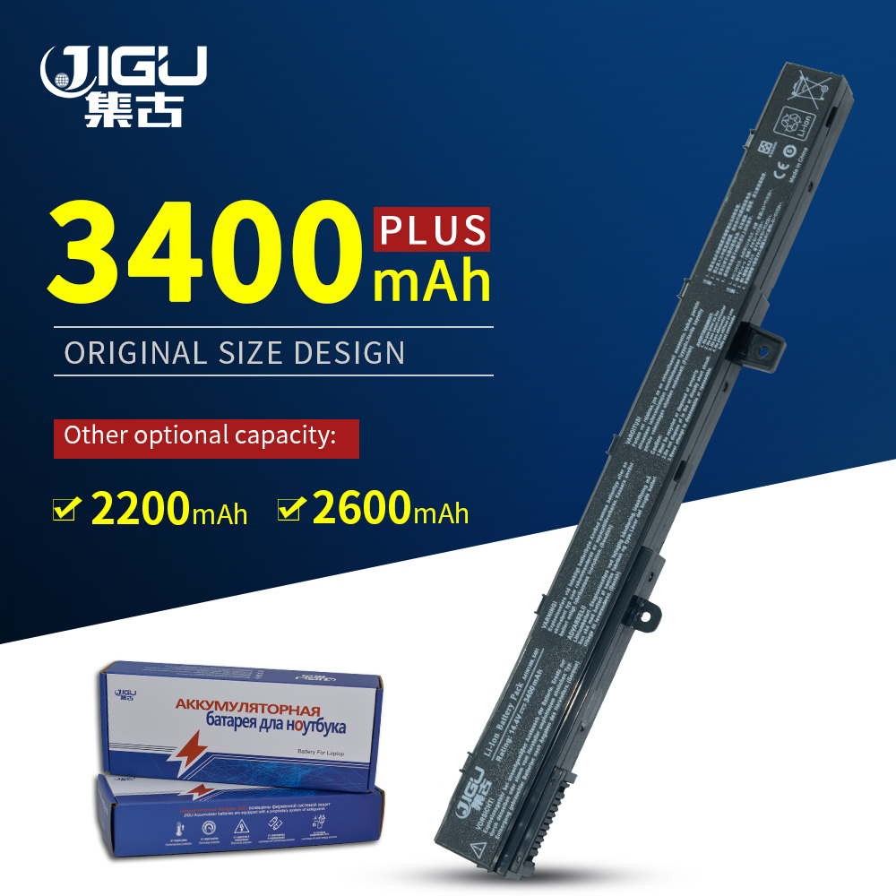 2600 MAH bateria do portátil A41N1308 A31N1319 0B110-00250100 para Asus X451 X551 X451C X451CA X551C X551CA Series