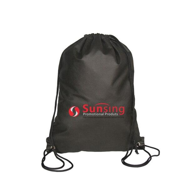 [ 1 сторона цвет логотип] подарок/рекламный логотип фирменные заказной нетканый сумка, Китай прямые 500 шт./лот 42*33 см рюкзак