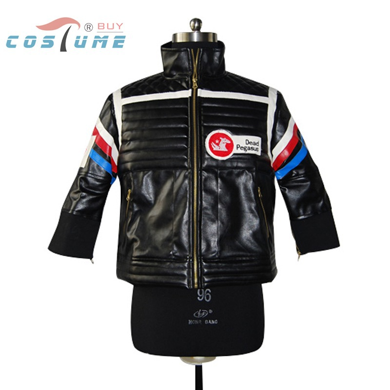 My Chemical Romance Jacket Coat Cosplay Costume Black Version Adult Men Women Halloween Carnival Costumes