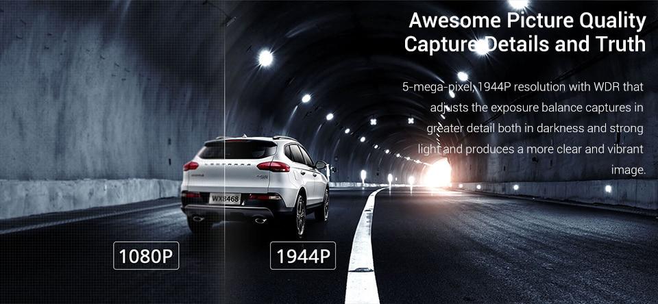 70mai Dash Cam Pro – MGVT