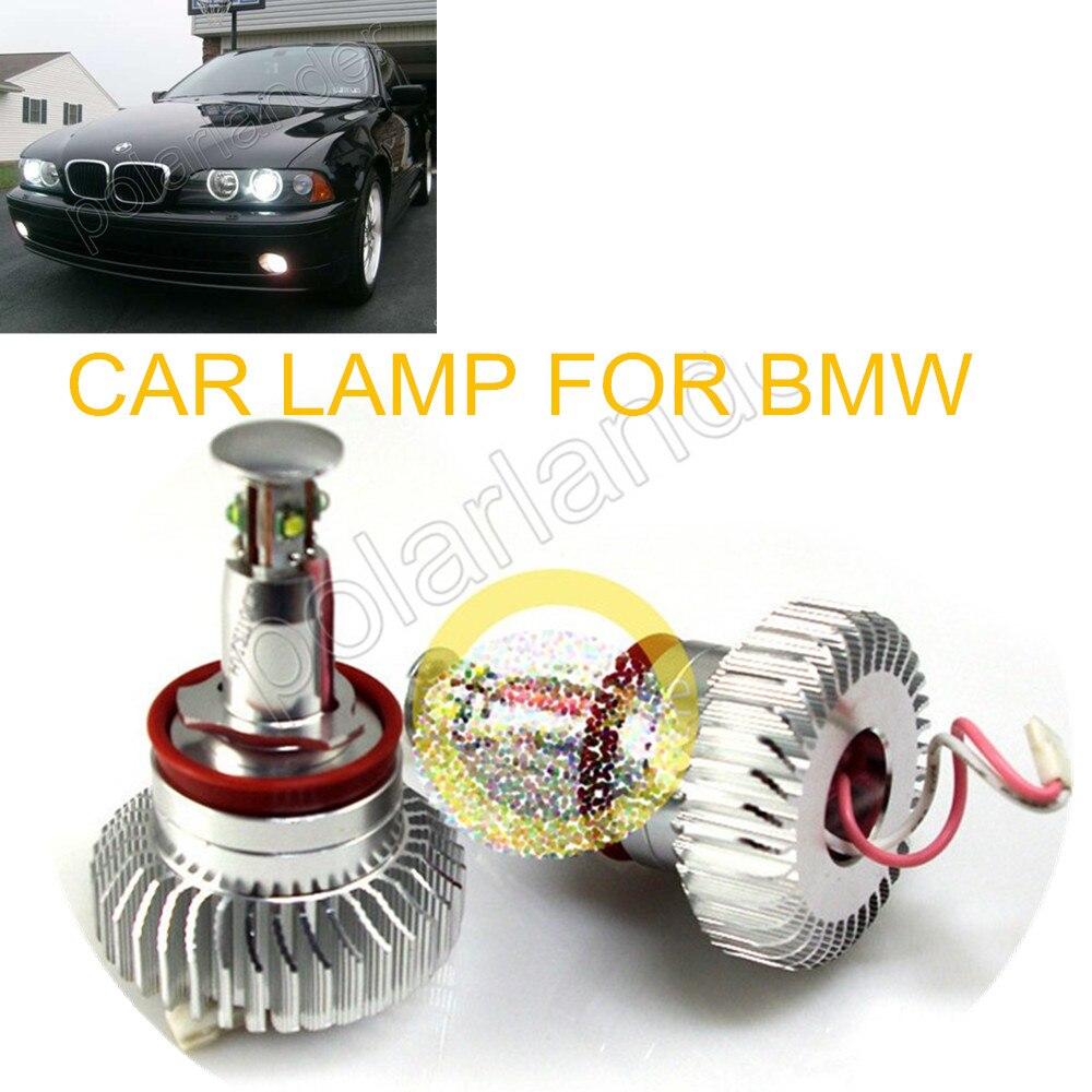 HIGH QUALITY 32W car lamp  for BMW E82/E87 /E90/E91/E92/E93etrc  ANGELE EYES LED MARKER CAR LAMP