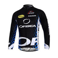 2018 ORBEA Cycling Clothing Autumn Ropa Ciclismo Hombre Long Sleeve Tops Mens Cycling Jersey Bike Maillot