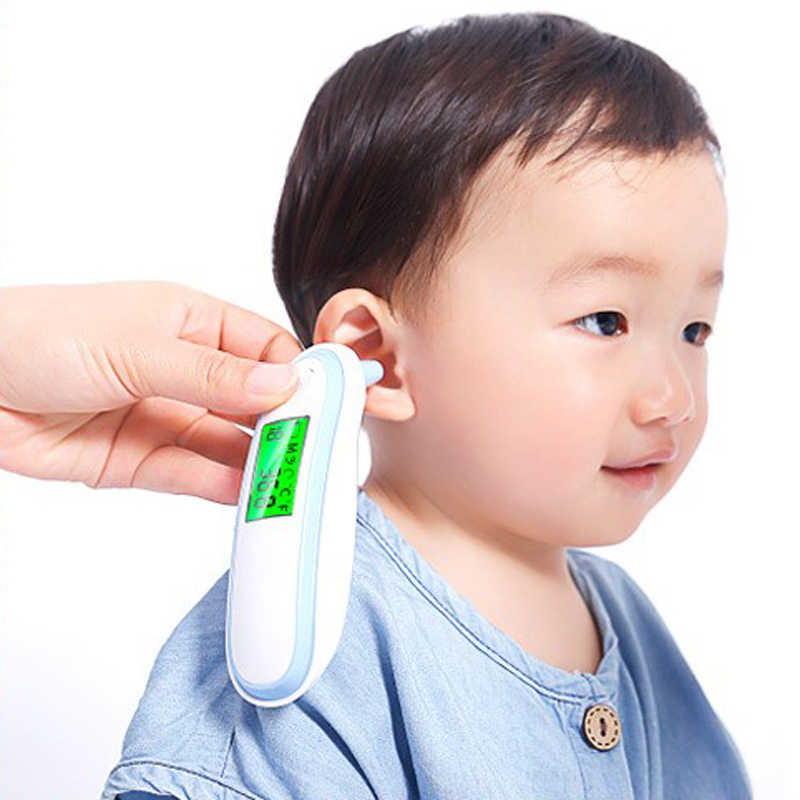 Infrared thermometer Accurate Reading Fast Measurement Kids Baby Adult Fever 2019 New Well Packed Safe to Door Free Shipping
