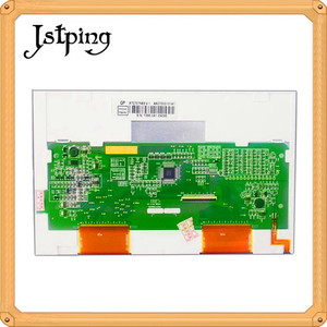 Jstping 7 inch a-Si TFT 40pins 800*480 LCD screen for Innolux AT070TN83 V.1 V.3 V1 V3 lcds Internal screen display panel(China)