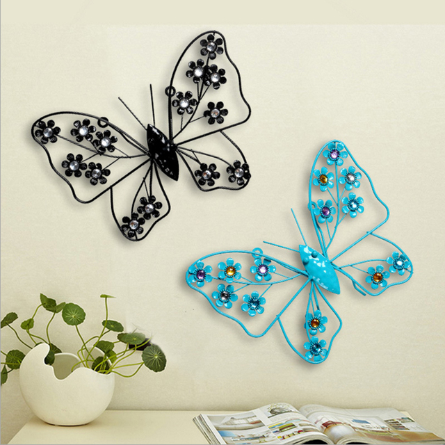 Buy europe zakka vintage butterfly for Butterflies for crafts and decoration