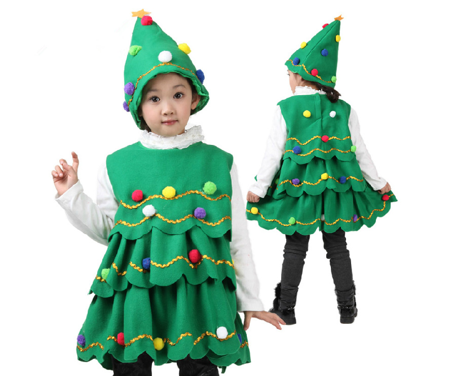 Popular Christmas Tree Costumes-Buy Cheap Christmas Tree