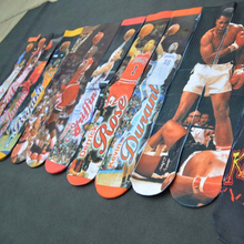 2016 Socks Brand High Grade Fashion harajuku 3d Printed basketball Cotton socks Men Women Hip Hop