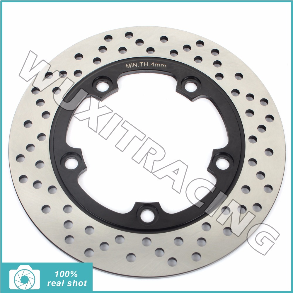 Rear Brake Disc Rotor for YAMAHA YZF R1 50th Anniversary LE SP Limited Edition 04-14 YZF R6 S 03-2014 05 06 07 08 09 10 11 12 13 kolona vojsk s opolcheniya voshla v doneck 05 07 2014