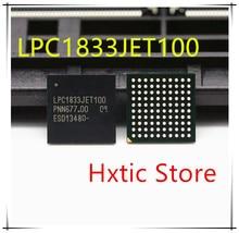 10/PCS LOT LPC1833JET100 LPC1833 BGA-100 IC