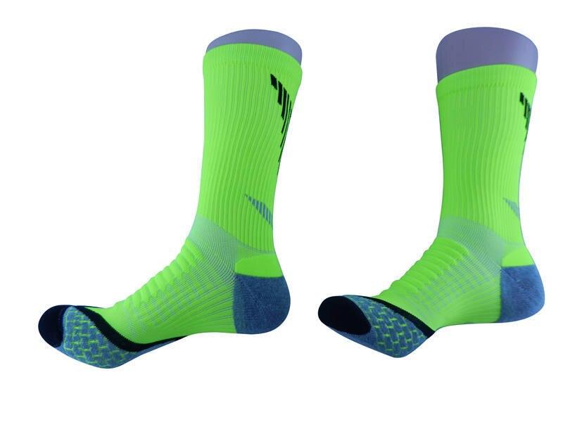 Breathable Tennis Socks Cycling Cotton Climbing Soccer Warm Skiing Hiking Socks Football Badminton Basketball Sport Socks Adult