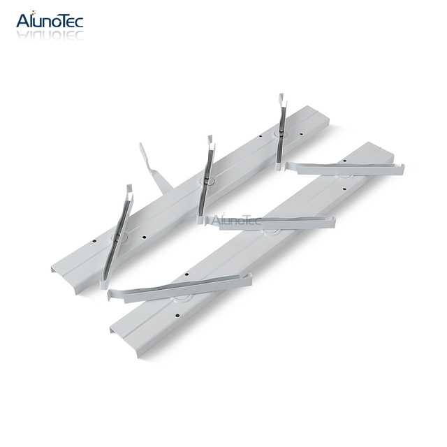 Aluno SF 400 6 Inch Clip 3 blade 440mm(H) Louvre Window Frame News ...