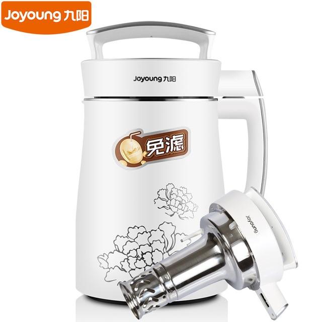 Nova Atualização DJ13B D08D Joyoung Fabricante de leite de Soja Fabricante de Suco Espremedor de Frutas Elétrico Doméstico Liquidificador Elétrico Extrator de Rápido