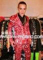 boy singer male print suits (jacket+pants)dancer singer dress performance show nightclub clothing Blazer Outdoors Slim wear
