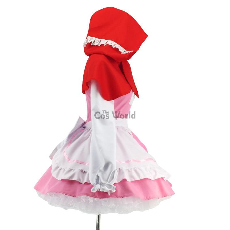 Miss Miss Kobayashi's Dragon Maid Kamui Kanna The Little Match Girl - Կարնավալային հագուստները - Լուսանկար 4