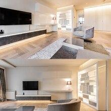V-Shaped LED Bar Light with 36 LEDs 5 pcs Set for Home Decor
