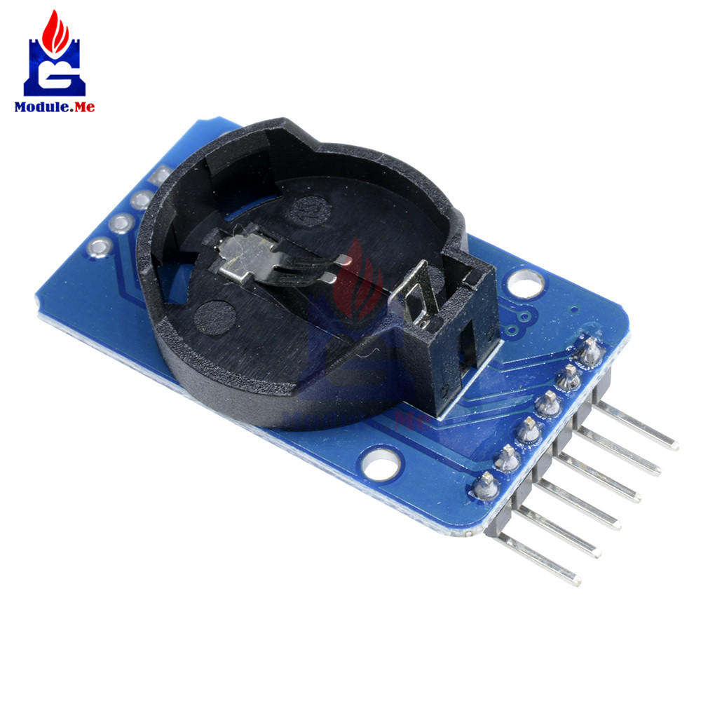 Hot Sale 1pcs Ds3231 At24c32 Iic Precision Rtc Real Time Clock Arduino Shield Schematic Memory Module For Board Without Battery