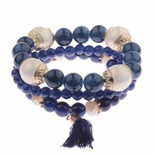 Summer Fashion Women's Bracelet Set (Multi-Color)