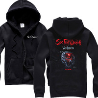 Free Shipping Six Feet Under 13 Hoodie Size S M L XL 2XL 3XL New Death