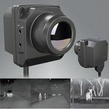 IP67 инфракрасный Термальность Imager автомобиль на дороге автомобиль Ночное видение вождения Scout Охота Поиск инфракрасный Термальность изображений Камера