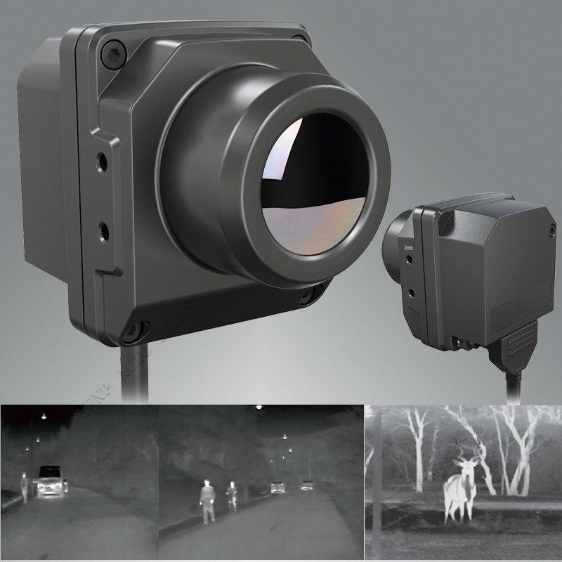 IP67 Infrarouge Imageur Thermique De Voiture hors route Véhicule de Vision Nocturne Conduite Scout Chasse Recherche Infrarouge Caméra à Imagerie Thermique