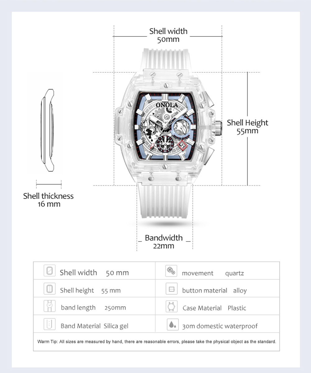 Transparent Dial Watches8